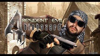 Resident Evil 4 Dificultad Profesional  - Gameplay Español