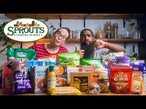 40 Must Try Vegan Finds at Sprouts Farmers Market   Store Brand Vegan Taste Test