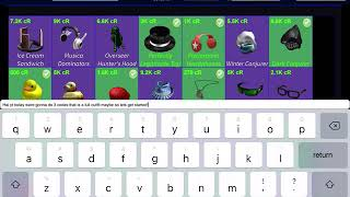3 codes full outfit for girls (game called roblox) (played was vampire hunter 2)