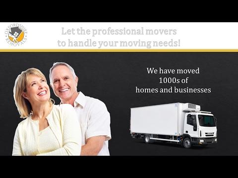 Moving Company Oxford
