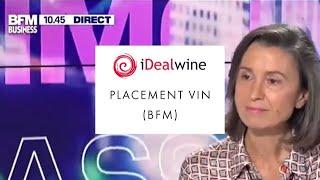 Placement vin : analyse des enchères 2017 - Angélique de Lencquesaing sur BFM Business 29/03/18