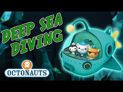 Octonauts - Deep Sea Diving | Underwater Discoveries
