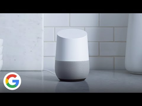 Google Home arrive en France - Google France
