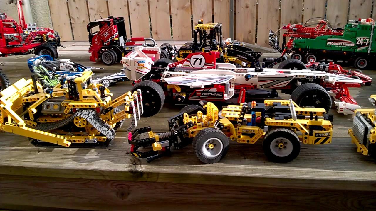 Lego Technic 40 Ans Bon Anniversaire