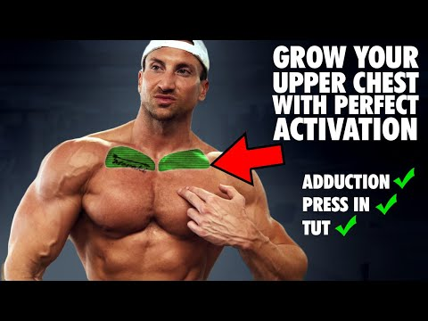 The ONLY 3 Upper Chest Exercises You Need For The