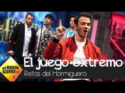 El hormiguero: súper efecto mariposa 05/05/09 from YouTube · Duration:  11 minutes 1 seconds
