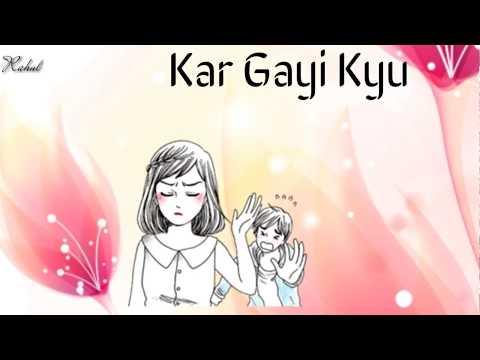 Very Sad😭😭 Whatsapp Status | Kar Gayi Kyu Bewafai Sath thi bas Ye Tanhai