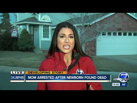 Mother arrested after dead newborn discovered in Highlands Ranch backyard