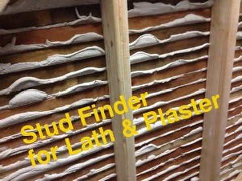 quick-tip-#1---finding-studs-in-lath-&-plaster-walls