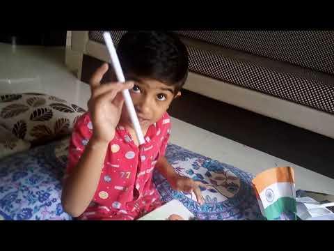Arjun's Paper Craft #1 - Military Tank