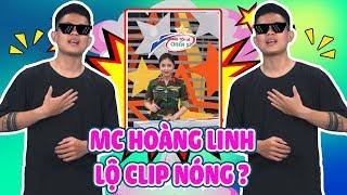 MC Hoàng Linh đáp trả cực gắt trước nghi vấn lộ clip nóng khiến cư dân mạng 'tắt điện'