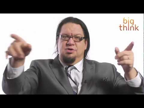 Penn Jillette: Why Celebrity Apprentice Sucks Away Your Willpower