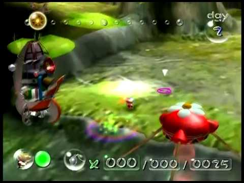 Pikmin The Cutting Room Floor
