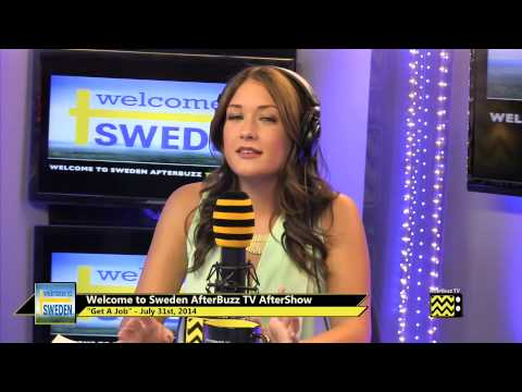 "Welcome To Sweden After Show Season 1 Episode 4 ""Get A Job"" 