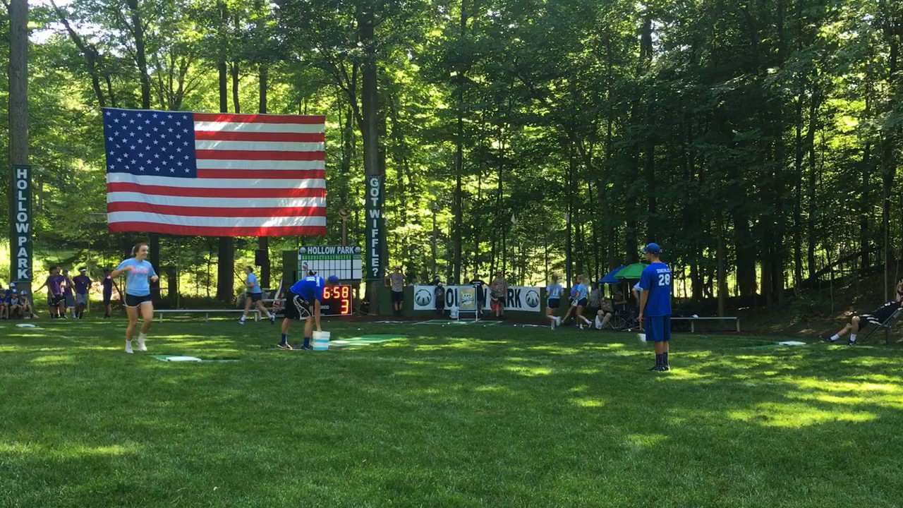 scenes from the hollow park wiffle ball tournament youtube