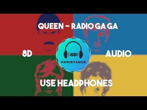 Queen - Radio Ga Ga [8D TUNE]