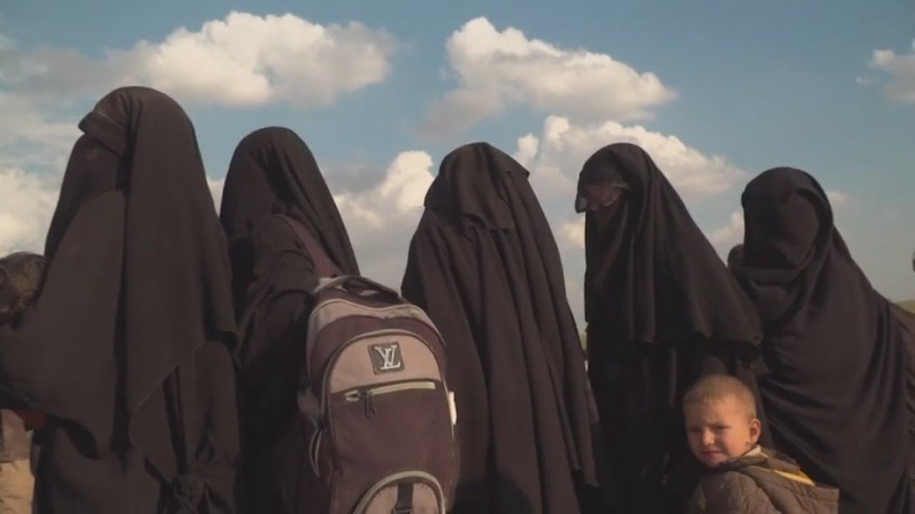IS-Rückkehrerin wegen Kriegsverbrechen vor Gericht