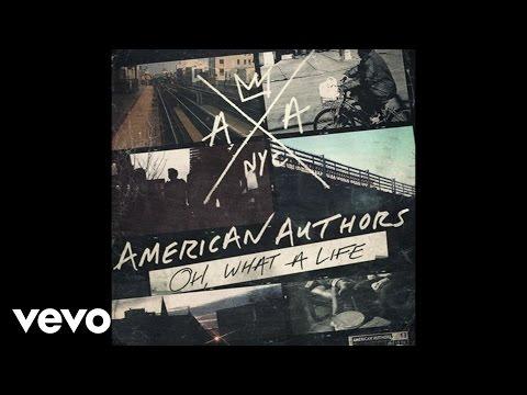 American Authors - Ghost (Audio)