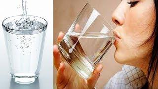 पानी से पेट कम करने का घरेलु तरीका, आज से कीजिये..