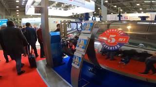 Смотреть видео Выставка Heat Power 2019 Москва КЗКЭО Энерго Стандарт Паровые котлы и котельные Видео онлайн