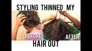 Styling thinned my hair out AGAIN | My Hairstory part 3 Thumbnail