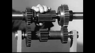 Spinning Levers How A Transmission Works 1936