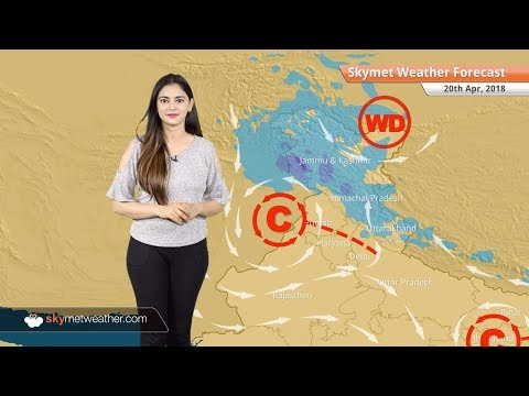 Weather Forecast for Apr 20: Rain in Bengaluru, Kashmir; heatwave in Gujarat, Rajasthan