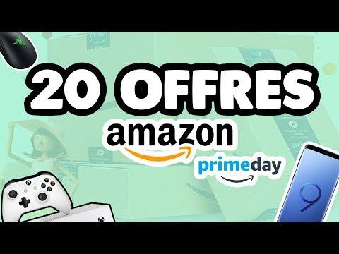 20 OFFRES AMAZON PRIME DAY 2018 À NE PAS RATER !