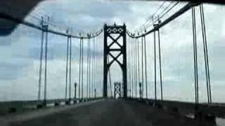 M's Big Bridge Adventure