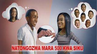 Mwanamke wa Kwanza Kutongozwa na Wanaume 500/ NUSU UKWELI NUSU UTANI