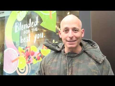 Why Blending Is Better at Jamba Juice - Celebrity Trainer Harley Pasternak