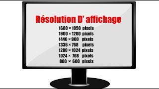Windows10 - Comment Changer la résolution d'affichage de son pc  Facilement/TUTO