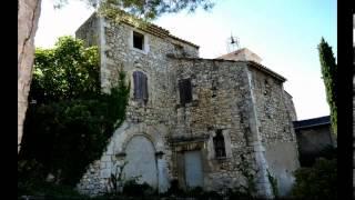 Orgon  -  Bouches-du-Rhône -  Provence-Alpes-Côte d'Azur.