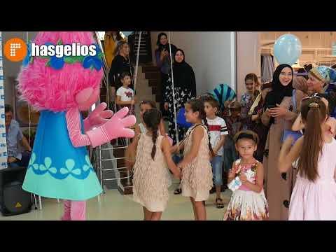 В Хасавюрте открыли новый магазин детской одежды Acoola