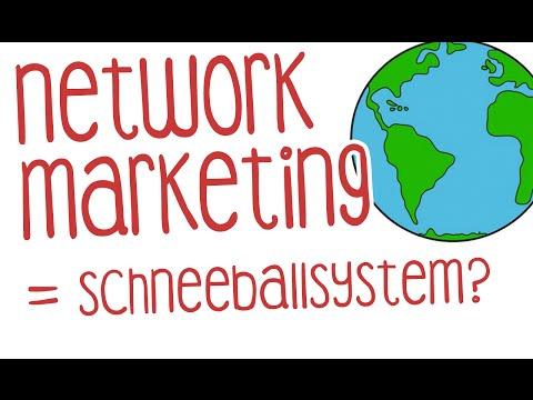 Network Marketing (MLM) – Schneeballsystem oder Geschäft des 21. Jahrhunderts?