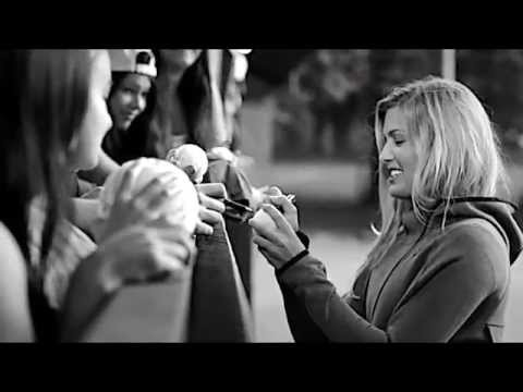 Welcome To Nike Court - Nadal, Federer, Sharapova, Bouchard & others