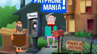 Payphone Mania Game Walkthrough