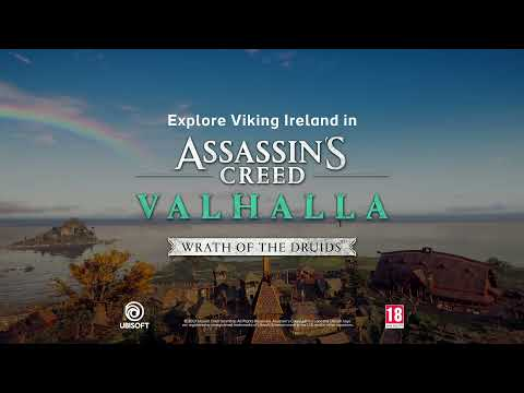 Explore Viking Ireland in Assassin's Creed Valhalla: Wrath of the Druids