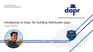 Getting Started with Dapr for Building Distributed Apps