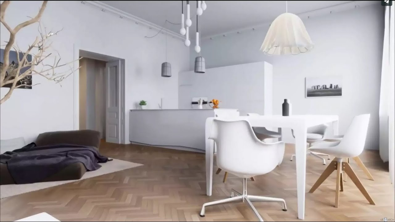 Real Time Archviz In Unreal Engine Realistic 3d Interior