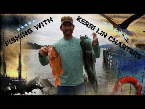 Fishing The Oregon Coast With Kerri Lin Charters
