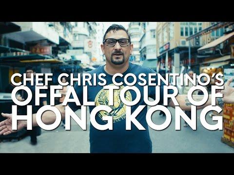 Chef Chris Cosentino's Offal Tour of Hong Kong