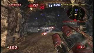 Unreal Tournament 3 (Xbox 360) Video 2