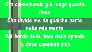 Green Day - Boulevard of Broken Dreams Lyrics + Traduzione