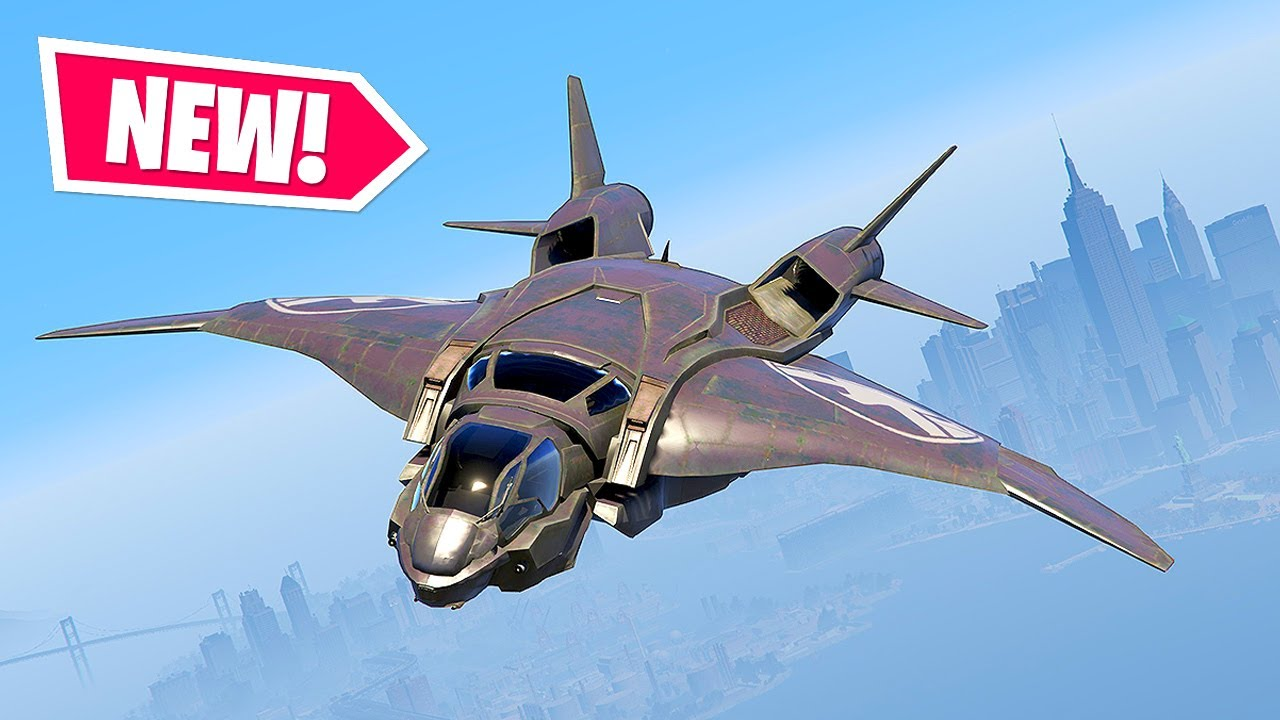 NEW MARVEL SPACESHIP in GTA 5 Online Mods!