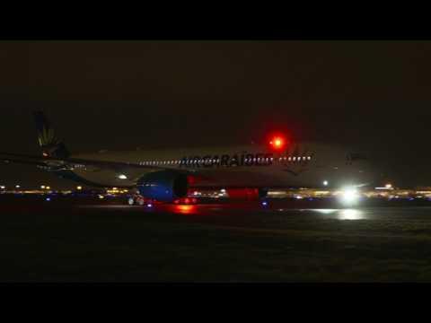 Air Caraïbes : Décollage de notre Airbus A350