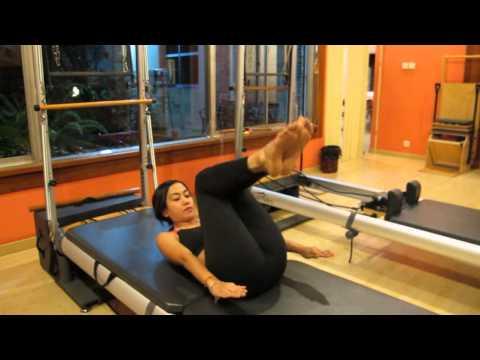 Pilates Membuat Perut Rata | Doovi