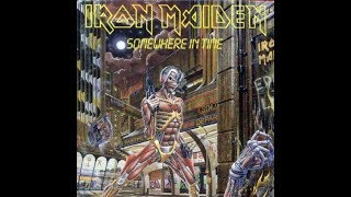 iron maiden somewhere in time 1986 full album