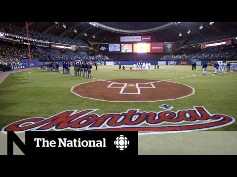 The Fight To Bring Major League Baseball Back To Montreal