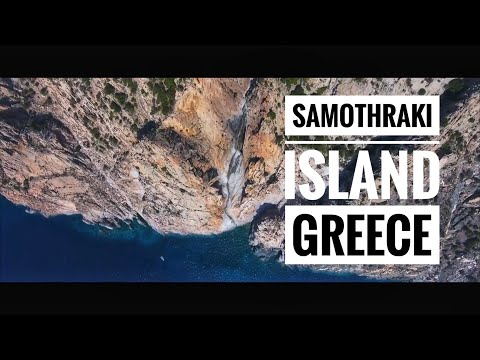 Samothraki Island | AerialView | 4K
